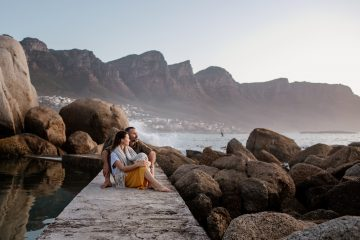 Our Photoshoot in Cape Town with Vacation Photographer from Localgrapher