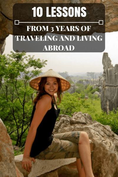 It's been exactly 3 years since I left Canada to study, live and travel, around Europe. Today, I reflect on my experience traveling and living abroad.