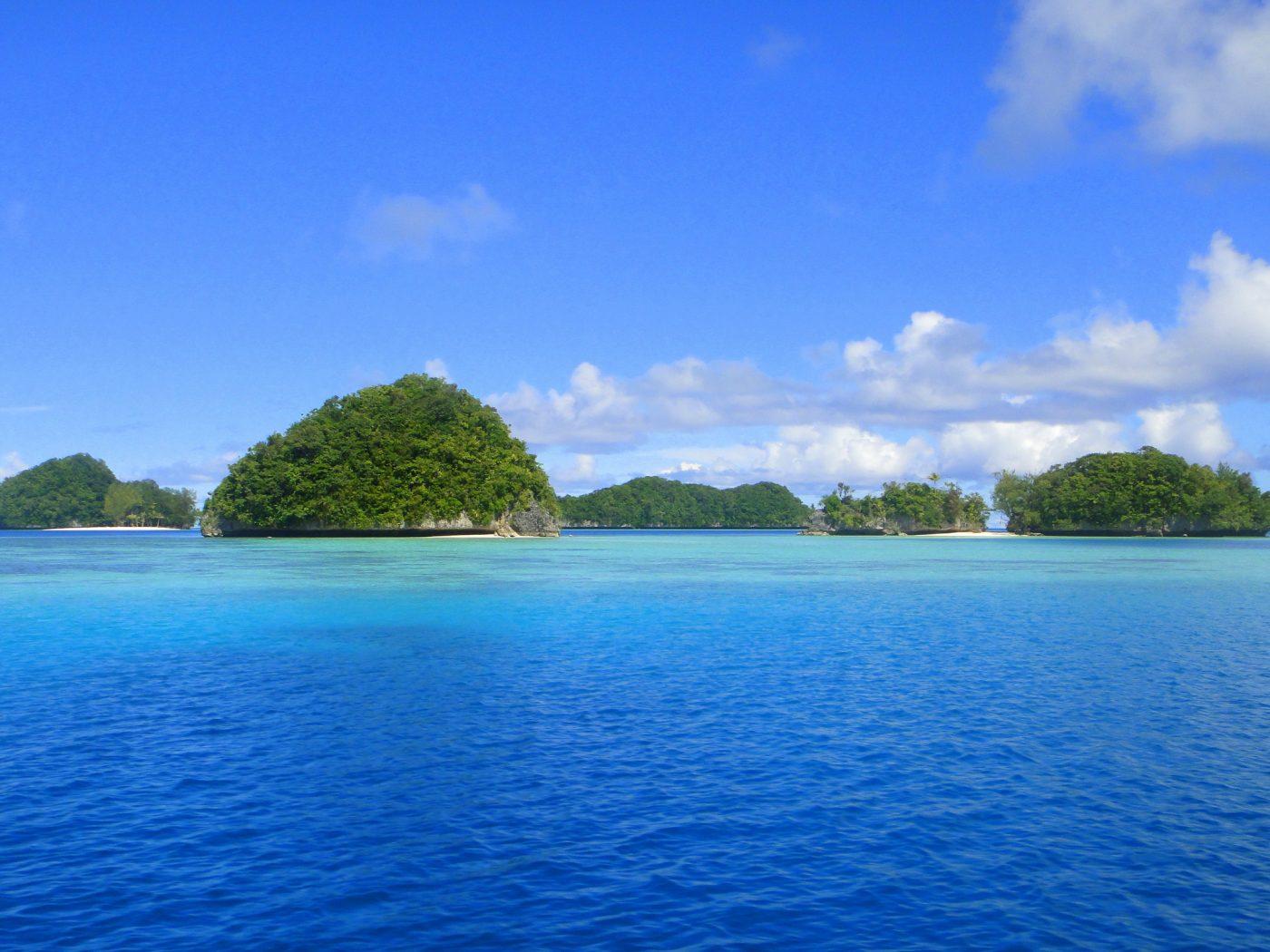 Top Eco-Friendly Destinations: Rock Islands Palau