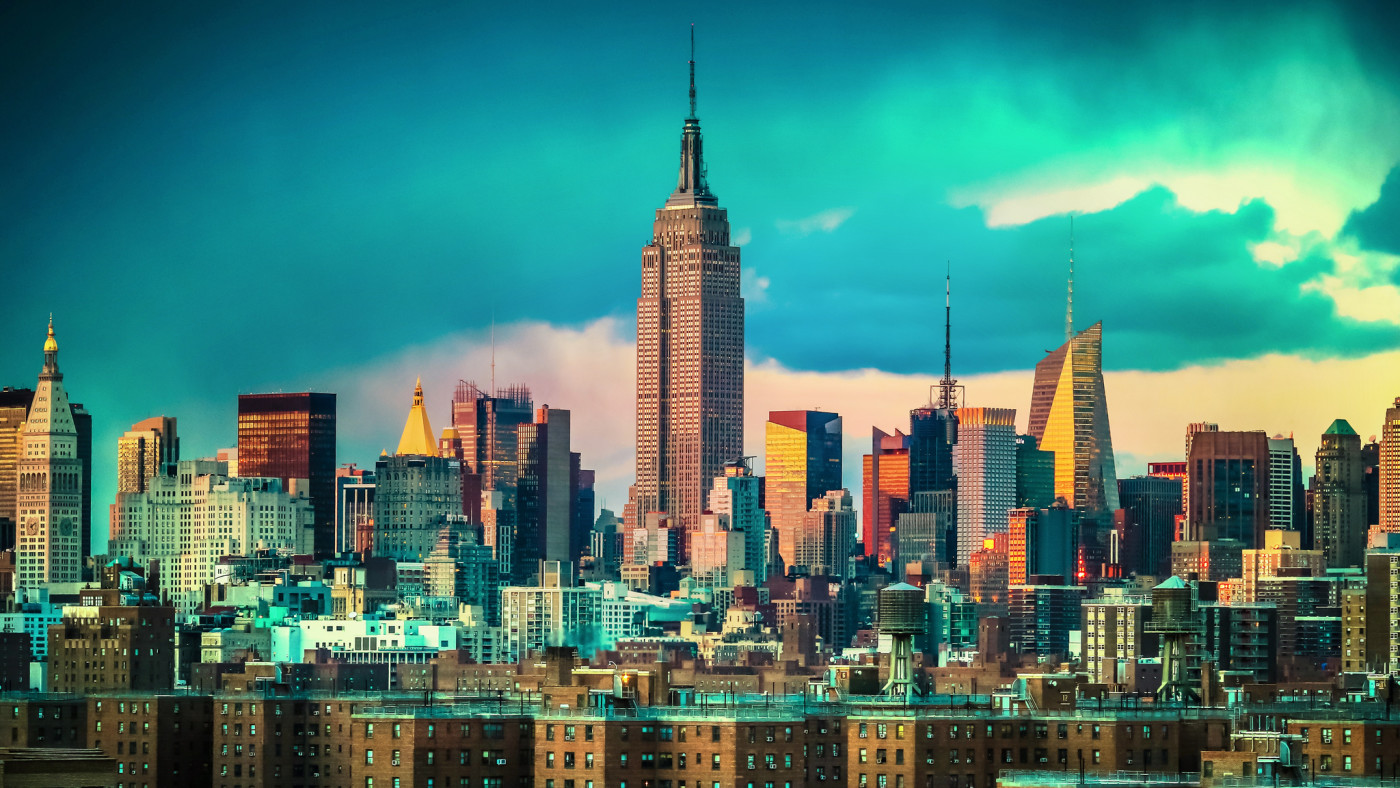 New York City. Photo by Thomas Hawk via Flickr C