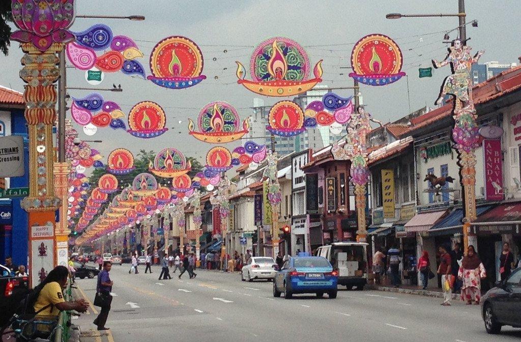 Stopover in Singapore: Litte India, Singapore