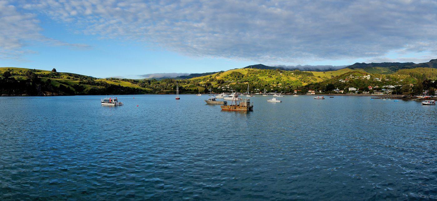 Top Eco-Friendly Destinations: Akaroa New Zealand