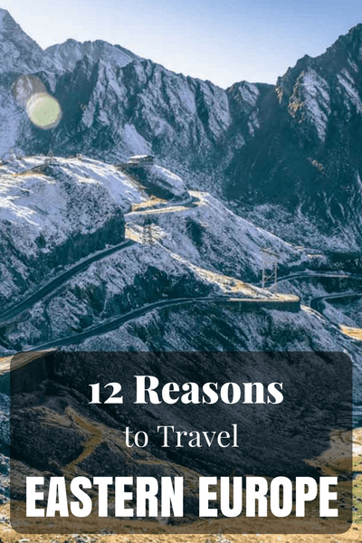 Travel in Eastern Europe is on the rise. Find out 12 reasons to travel Eastern Europe this summer