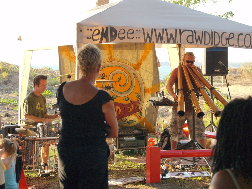 What to do in Darwin: Live Music