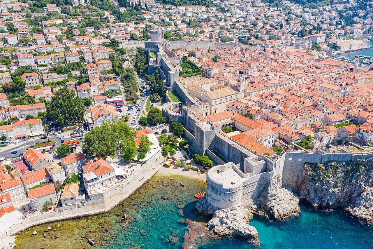 Best Beach Dubrovnik: Beach Sulic, Dubrovnik