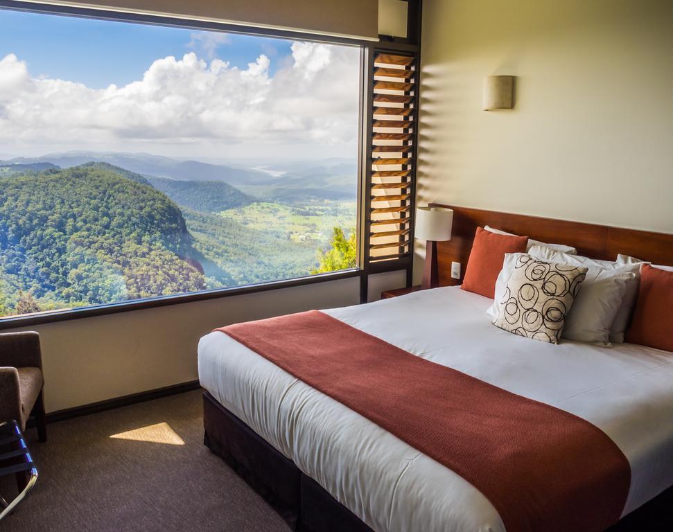 Springbrook National Park: Room with a view at Binna Burra Lodge. Photo by Binna Burra Lodge.