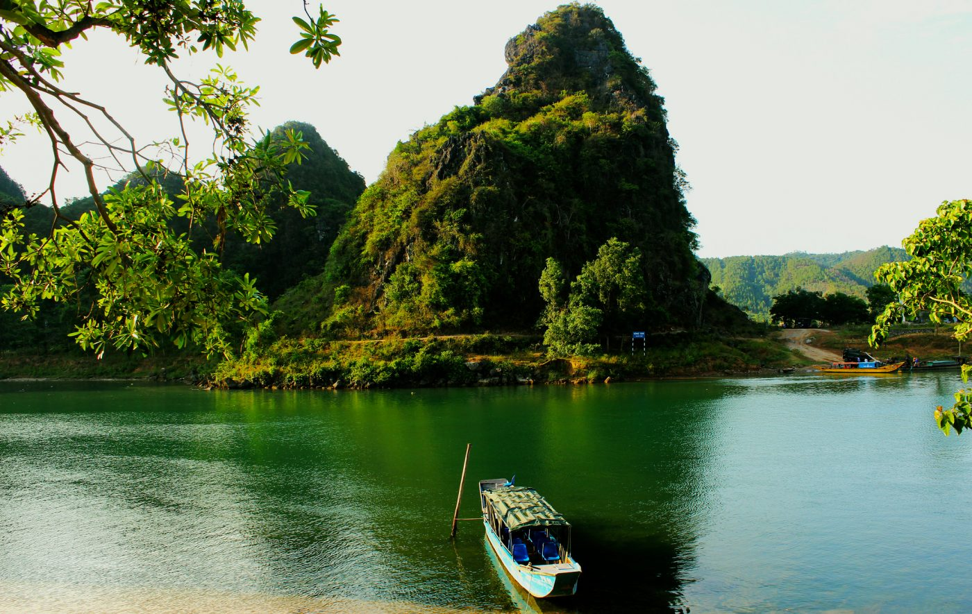 Things to do in Vietnam include visiting Phong Nha
