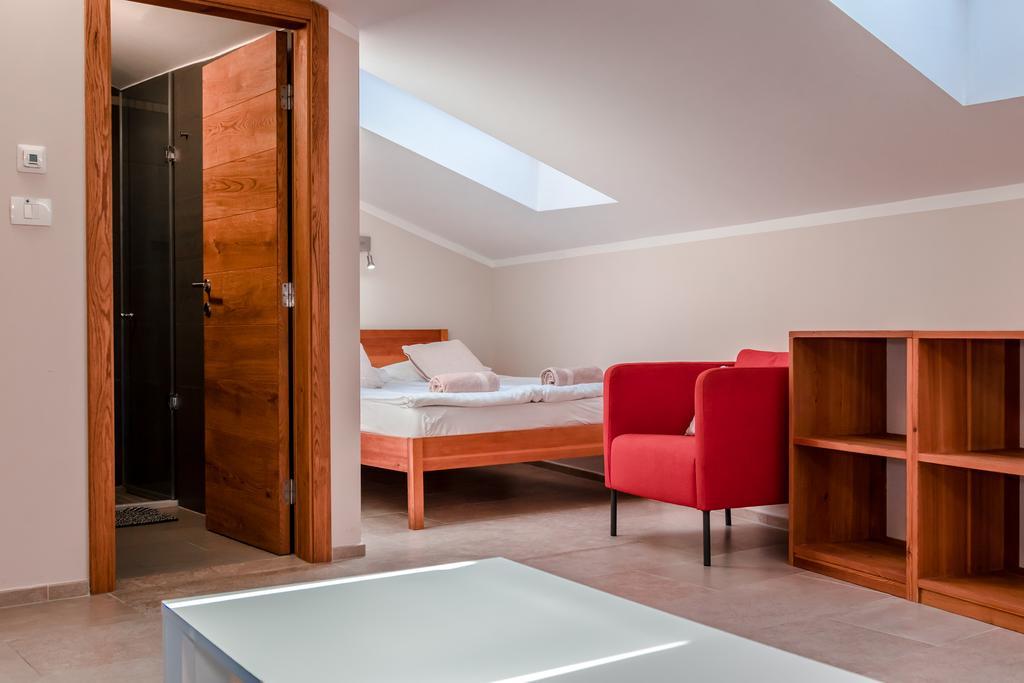 Room at Pachamama. Courtesy of PachaMama Piran