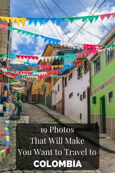 19 Photos That Will Make You Want to Travel to Colombia