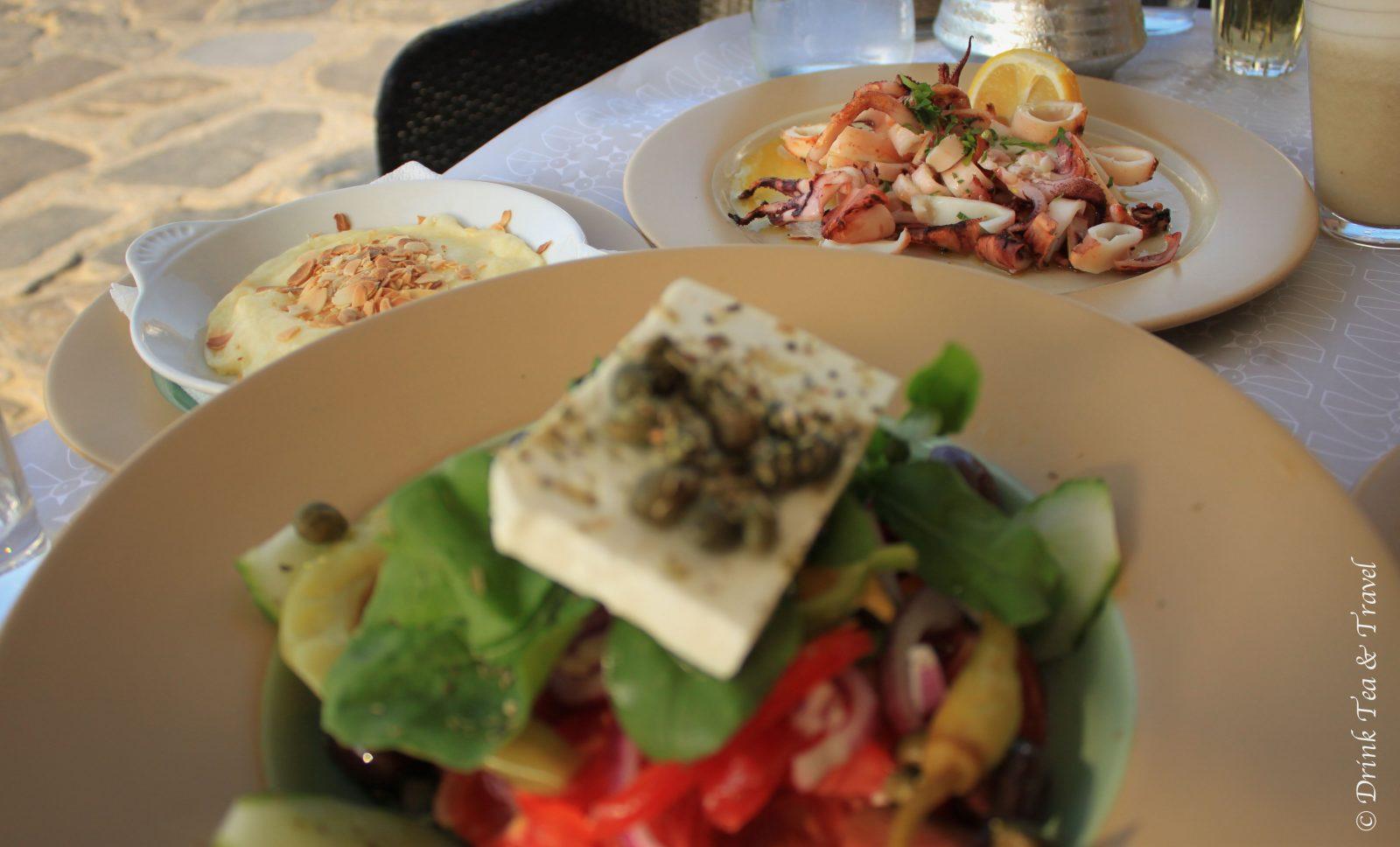 Greek meal, Greece