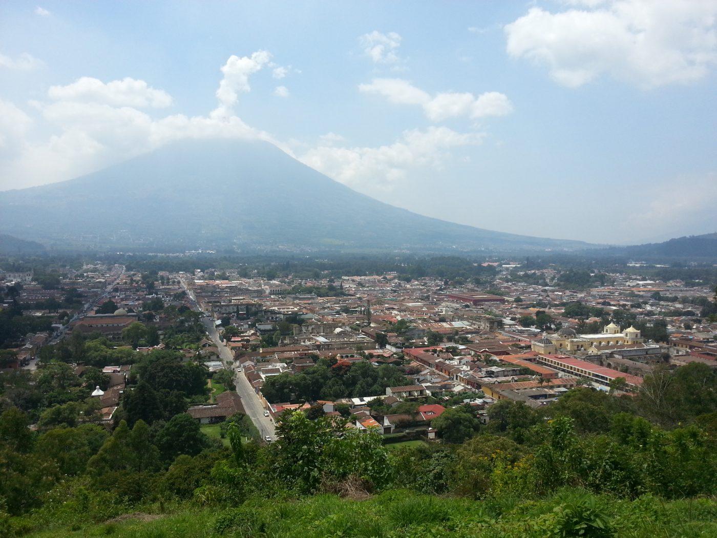 Things to do in Guatemala: beautiful scenery