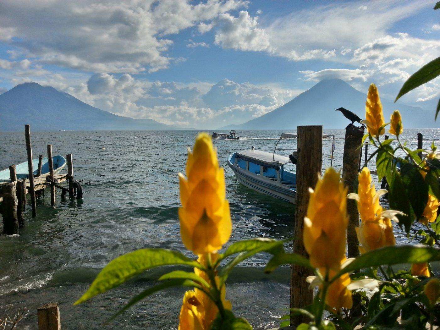 Things to do in Guatemala: stunning lake