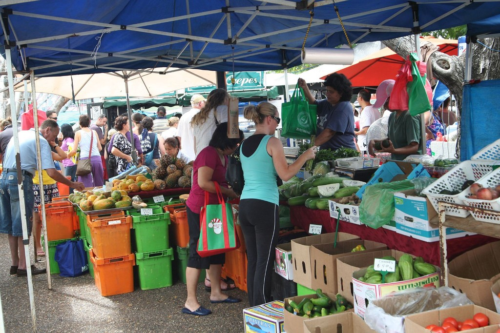 What to do in Darwin: Parap Market