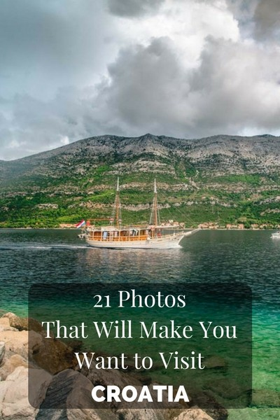 21 photos that will make you want to visit Croatia
