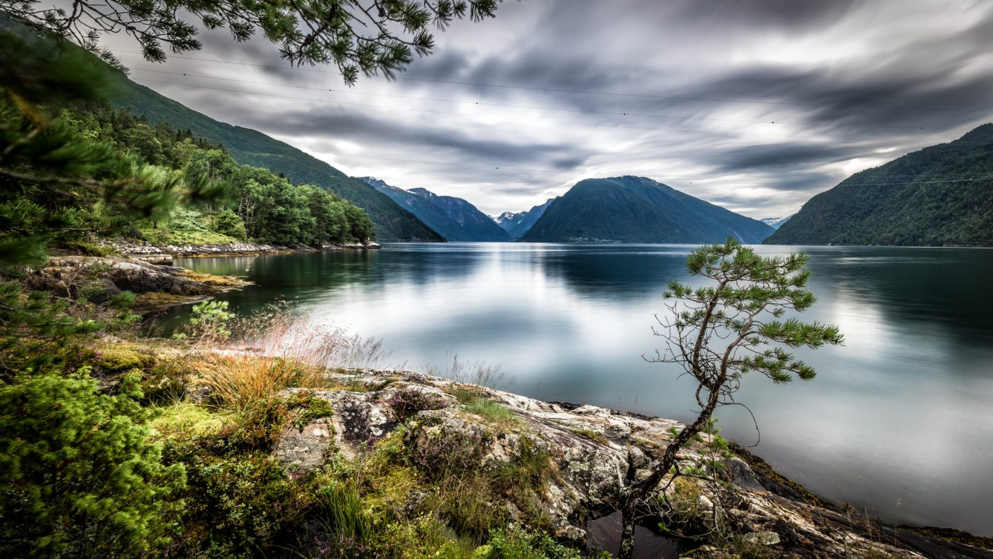 top eco-friendly destinations: Sognefjord - Dragsviki, Norway