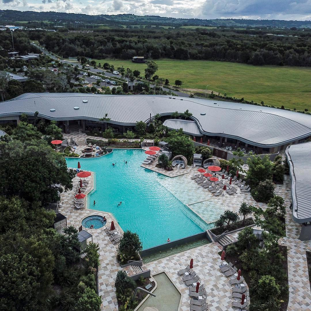 Best hotels in Byron Bay: Elements of Byron Bay