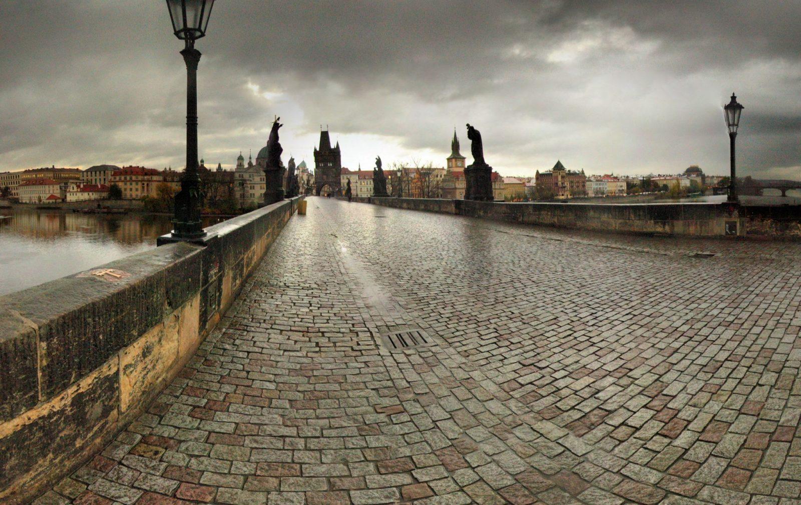 Charles Bridge, Prague. Photo by Panoramas via Flickr CC