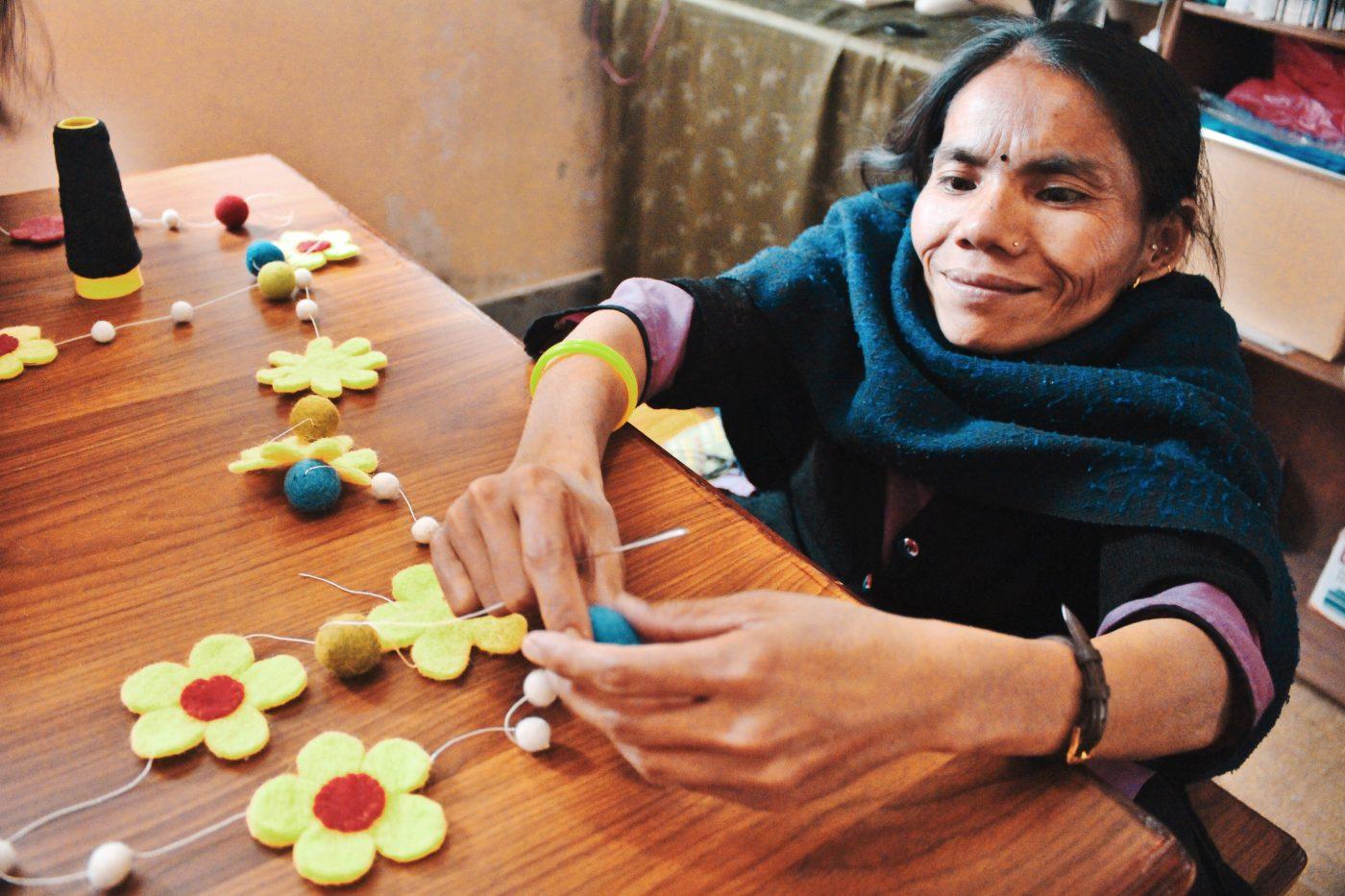 Fair Trade in Nepal: Seven Women Tour