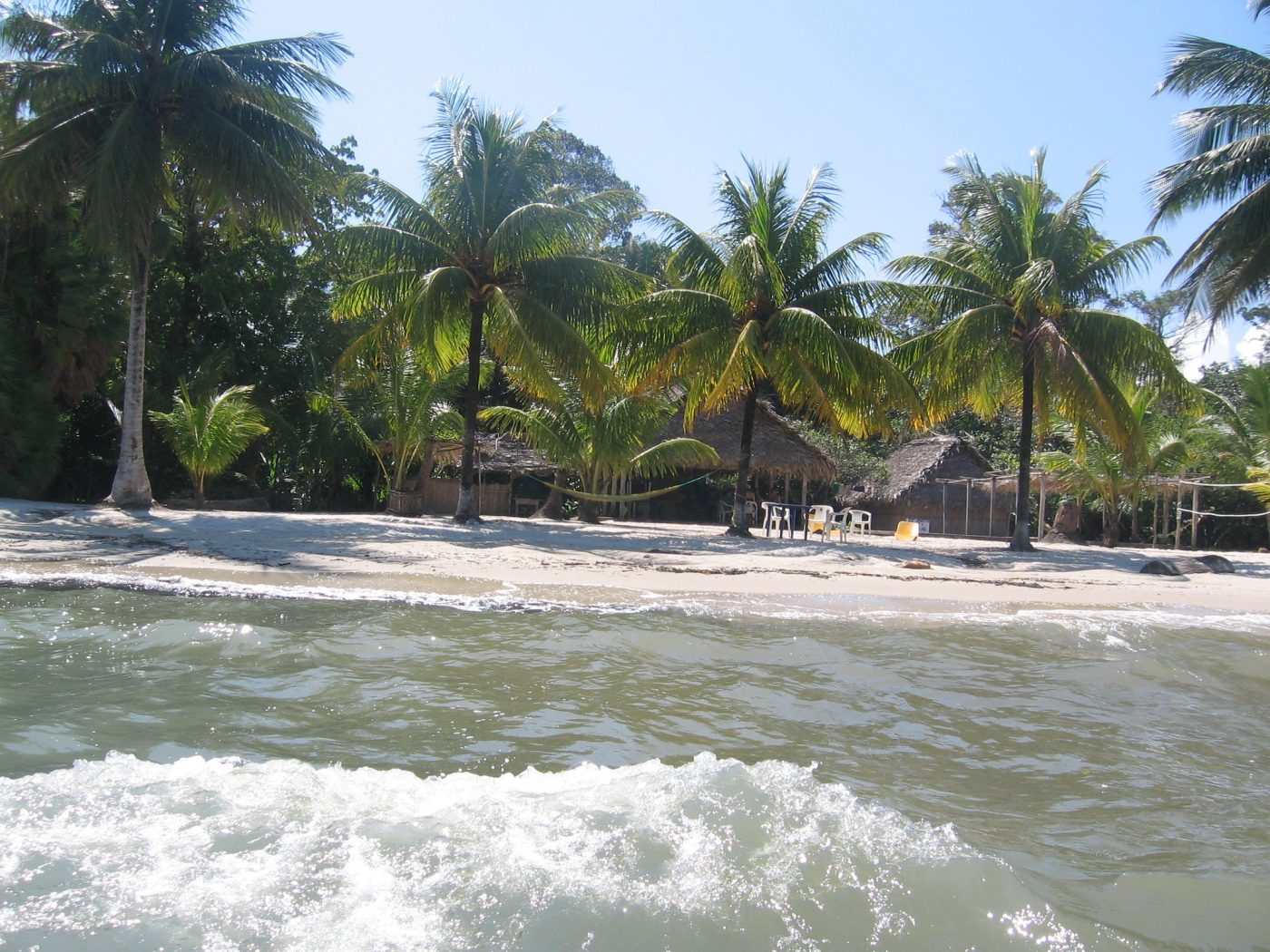 Best Beaches in Guatemala for You to Visit-Playa Blanca
