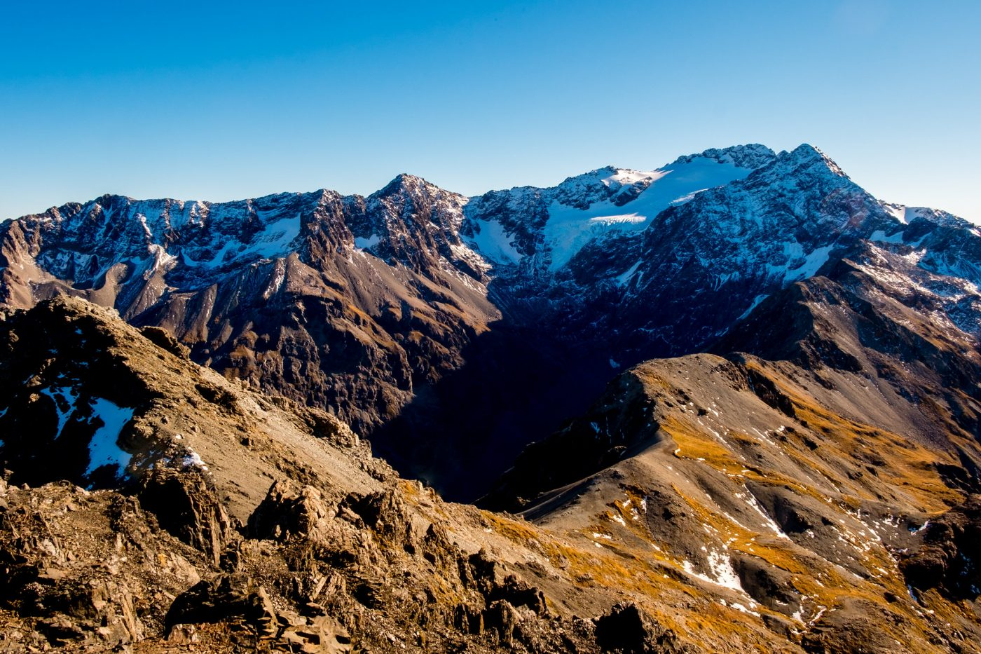 New Zealand South Island Hikes - Avalanche Peak, Arthur's Pass