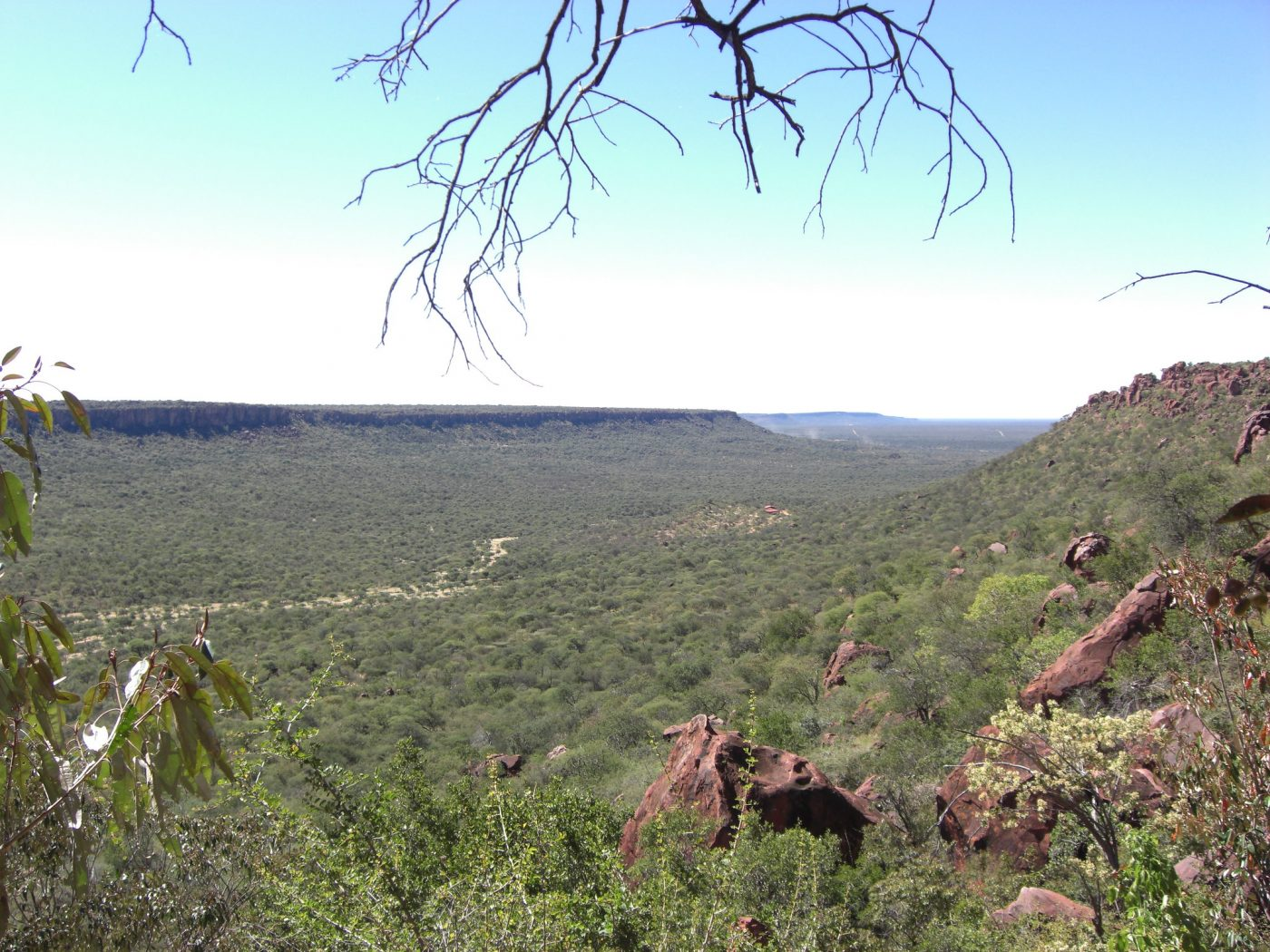 Waterberg Plateau, Namibia.