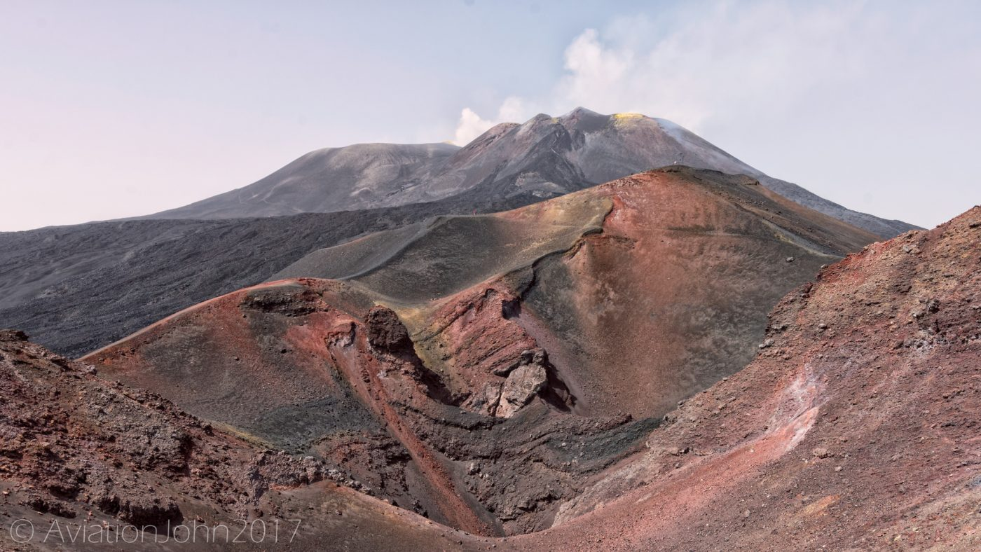 Hike Mount Etna are among the things to do in Sicily