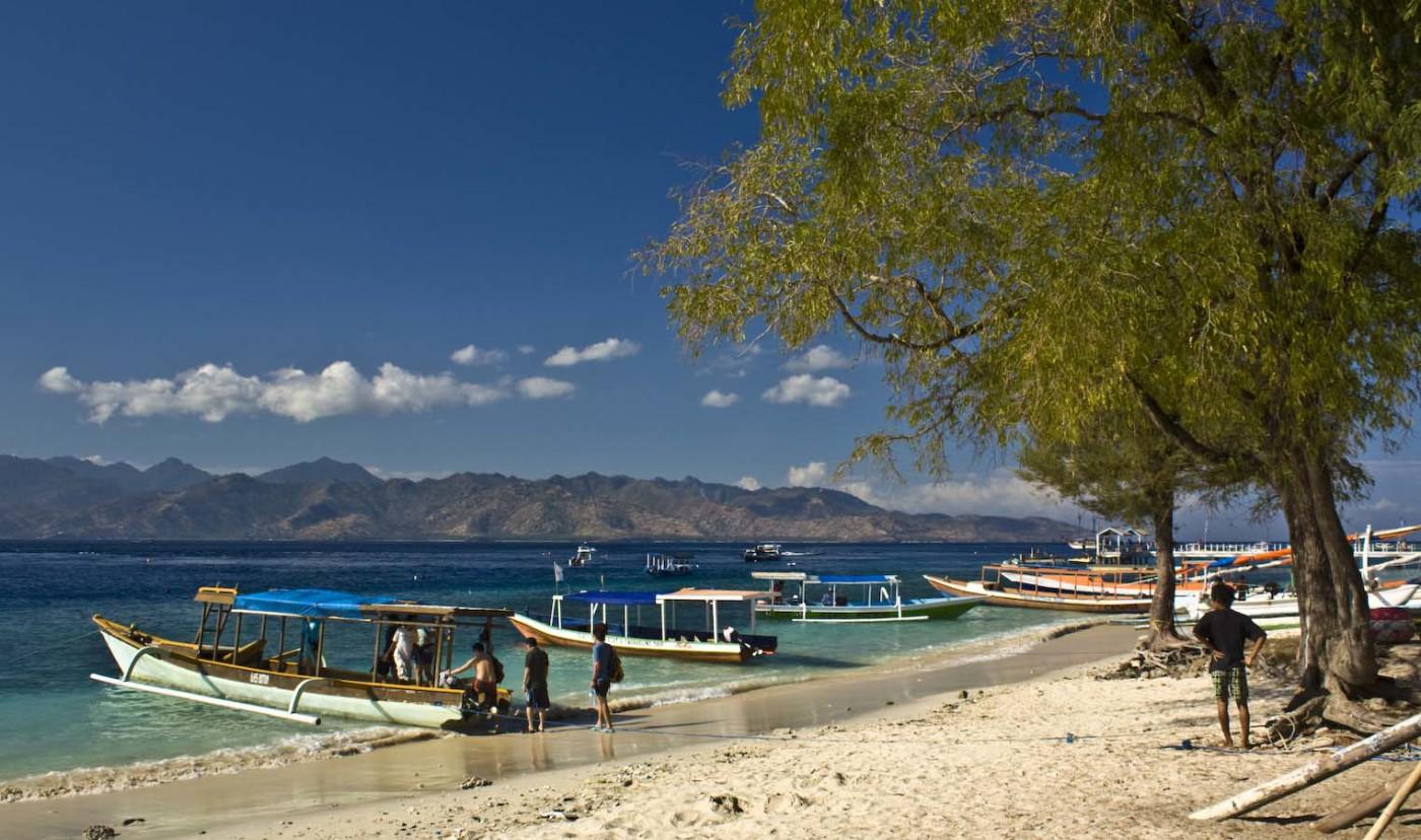 Gili Trawangan, Lombok. Indonesia. Photo via Flickr Creative Commons by wahyu widhi w