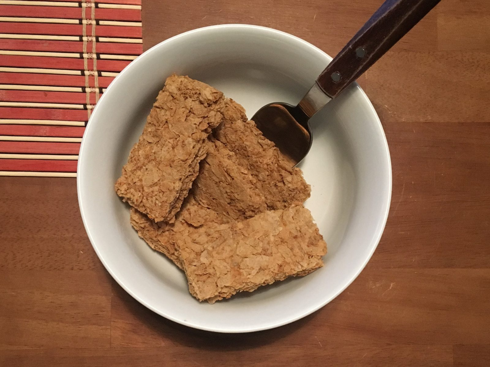 Food to try in Australia: Weet-Bix, the Australian breakfast staple.