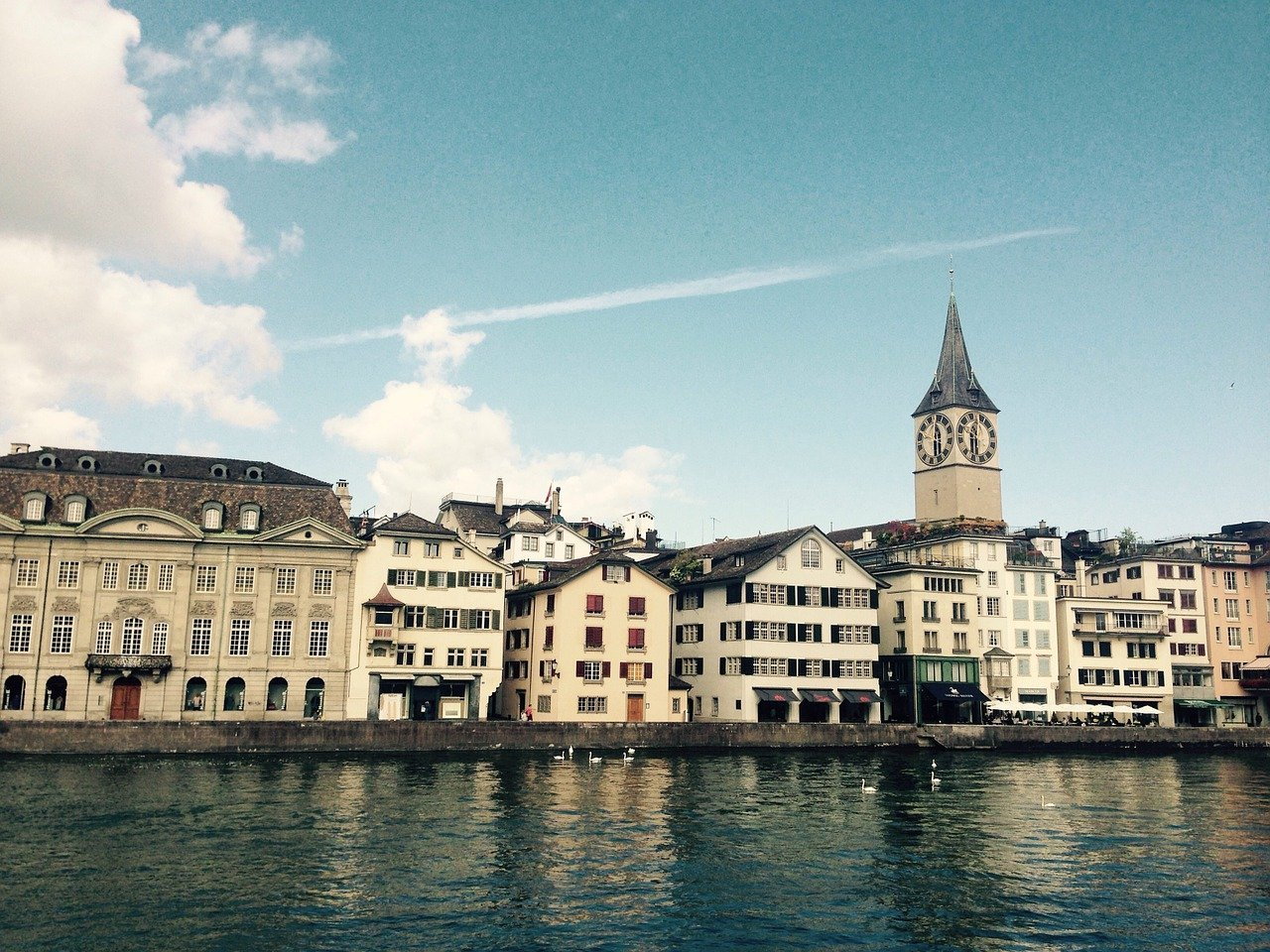 Sustainable City Guide: Things to do in Zurich Switzerland, by Anna Timbook