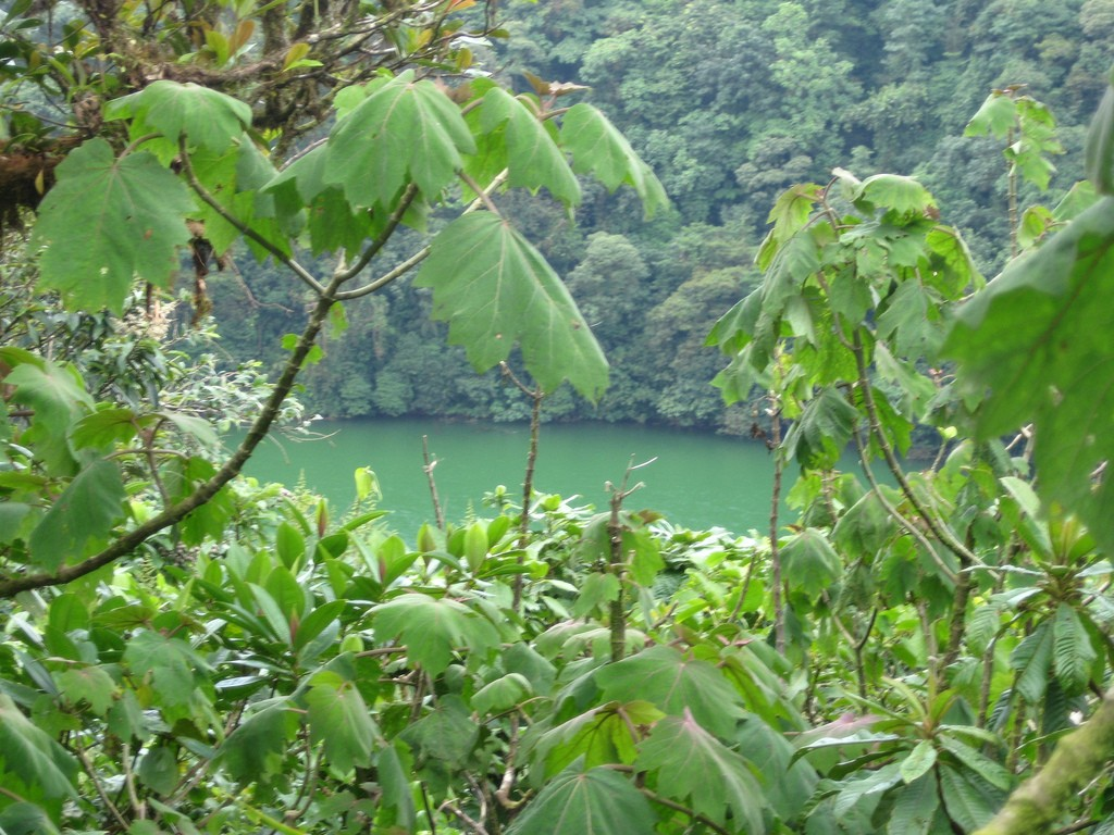 Arenal Costa Rica: Lake at the summit of Cerro Chato. Photo by Compass Points Media via Flickr CC