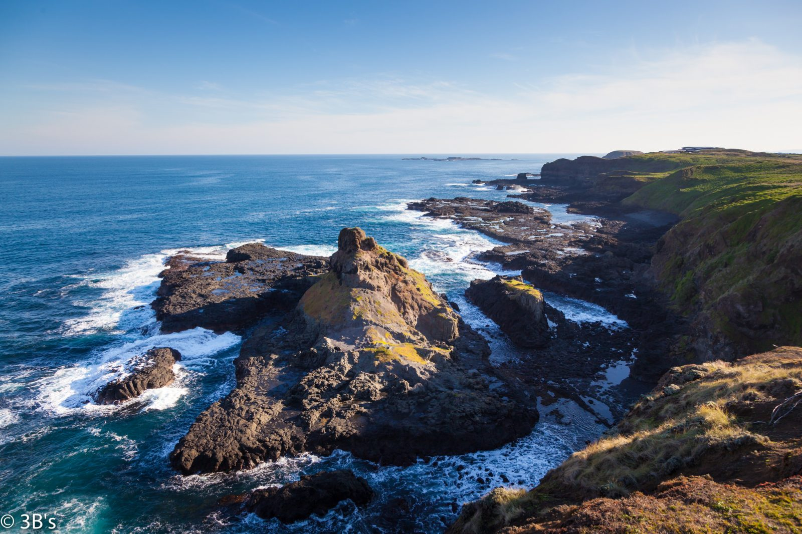 Melbourne day trips: Phillip Island coastline. Photo by The 3B's via Flickr CC.