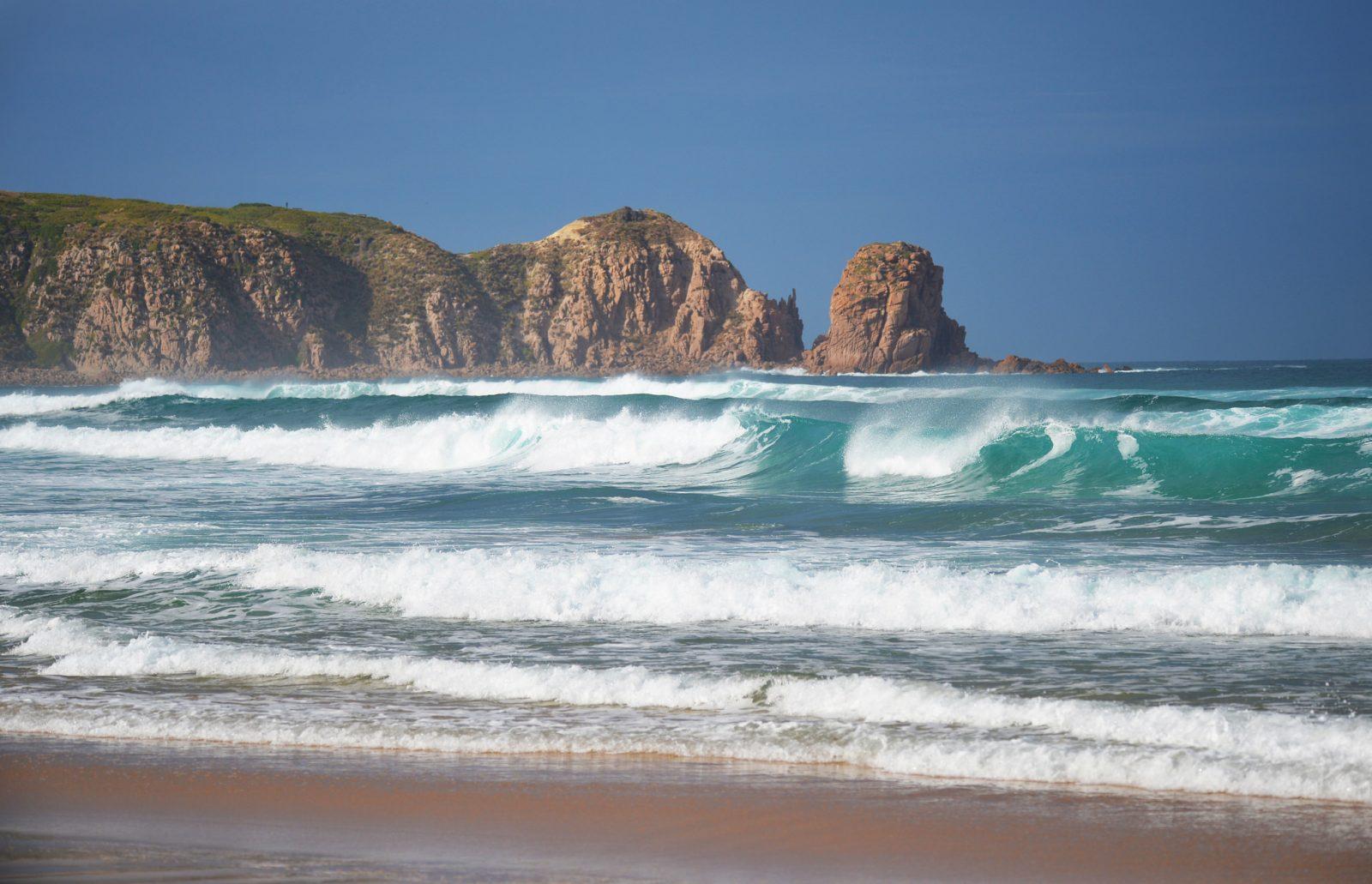 Melbourne day trips: Woolamai beach, Phillip Island