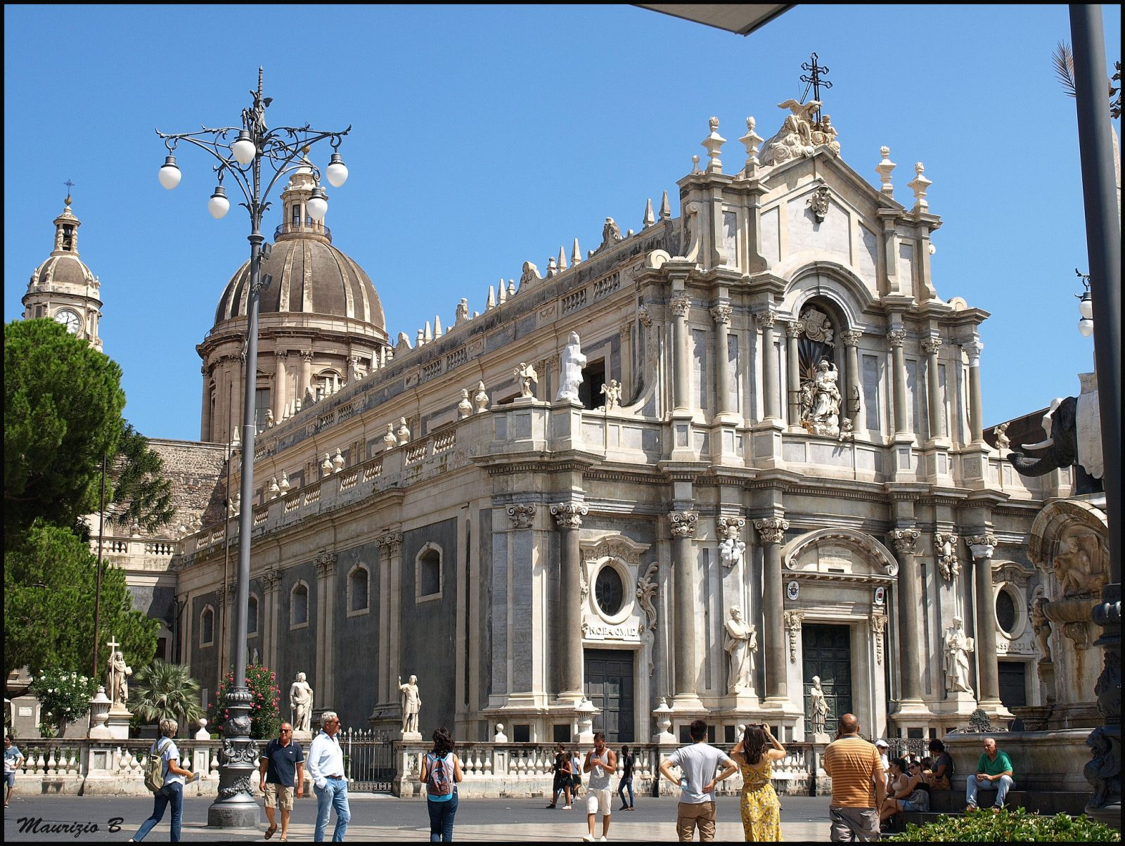 St. Agata Cathedral are around some things to do in Sicily.