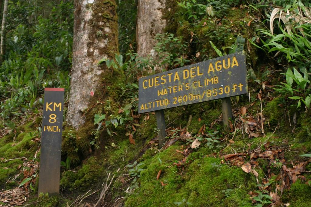Costa Rica itinerary: Mt Chirripo