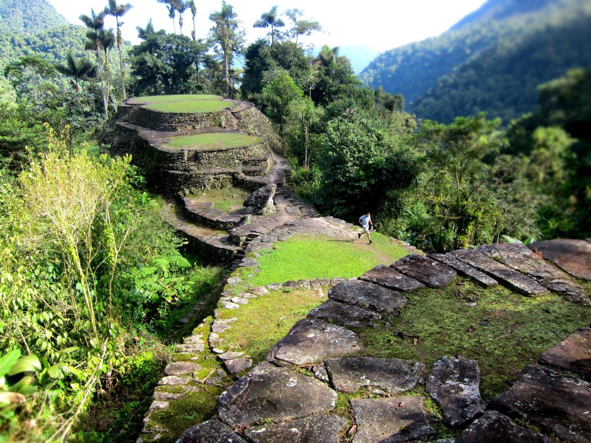 Lost City, Santa Marta Colombia. Photo by Andrew Hyde via Flickr CC