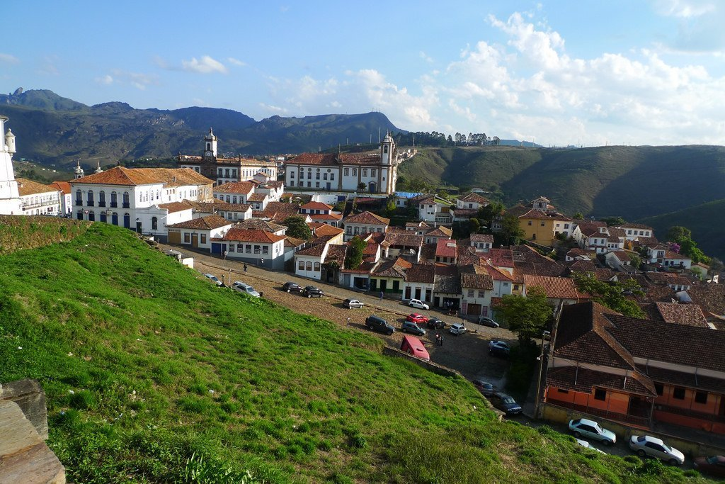 Ouro Preto, Brazil. Photo by Matthias Ripp via Flickr CC