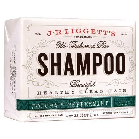 Best Zero Waste Shampoo & Conditioner Bars- JR Liggett's