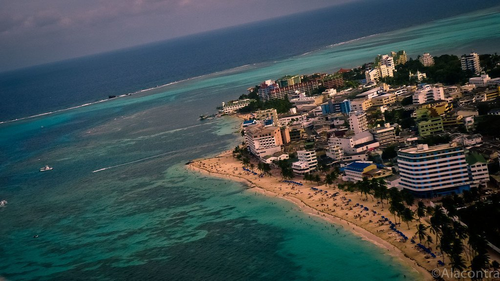 best places to visit in colombia- San Andrés