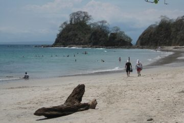 How to Visit Playa Blanca, Punta Leona, Costa Rica