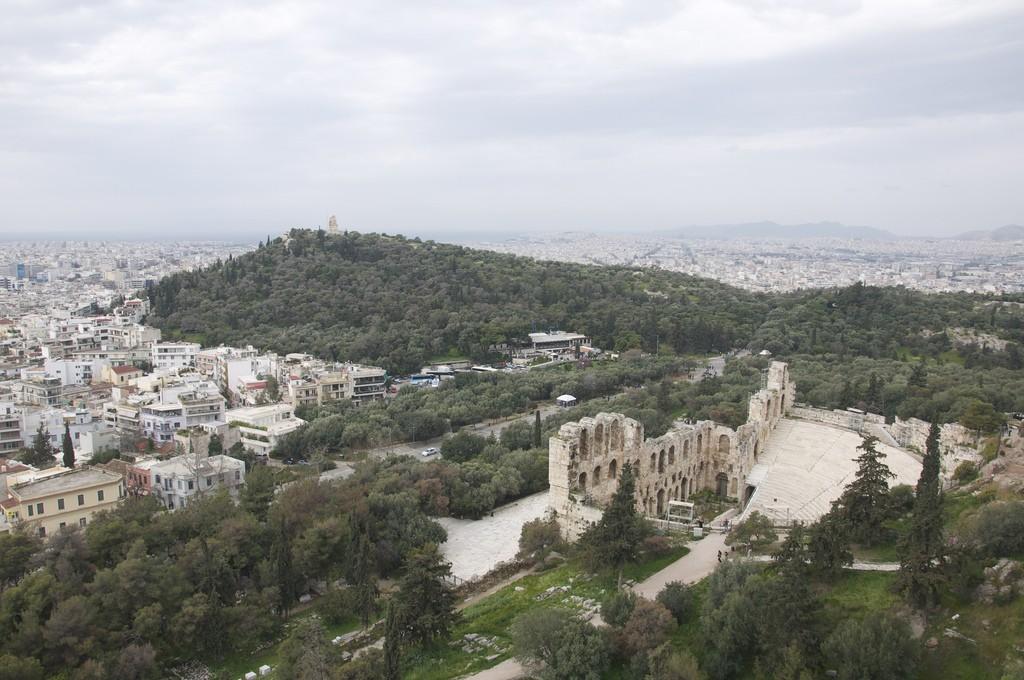 Acropolis, Athens. Greece. Photo by Aleksandr Zykov via Flickr CC