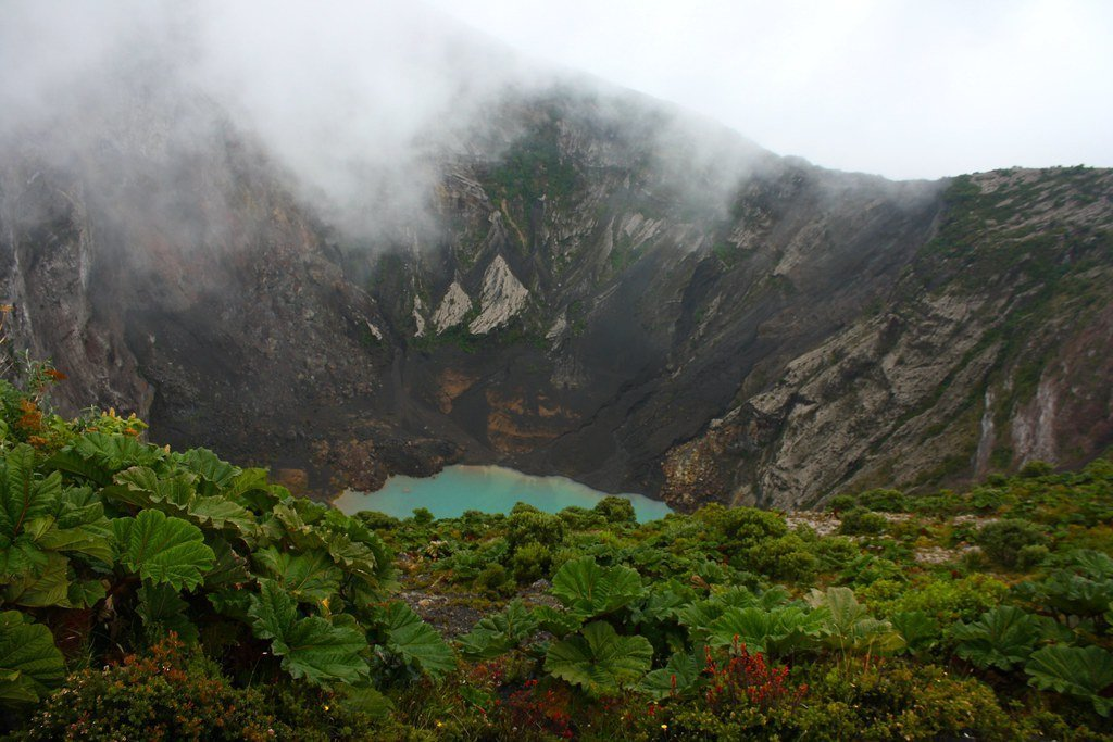 The Complete Guide to Costa Rica National Parks - irazu volcano