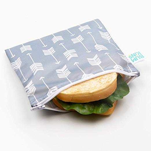Reusable snack bags - Our favourite travel accessories