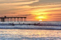 Ocean Beach, San Diego, California. Photo by Chad McDonald via Flickr CC