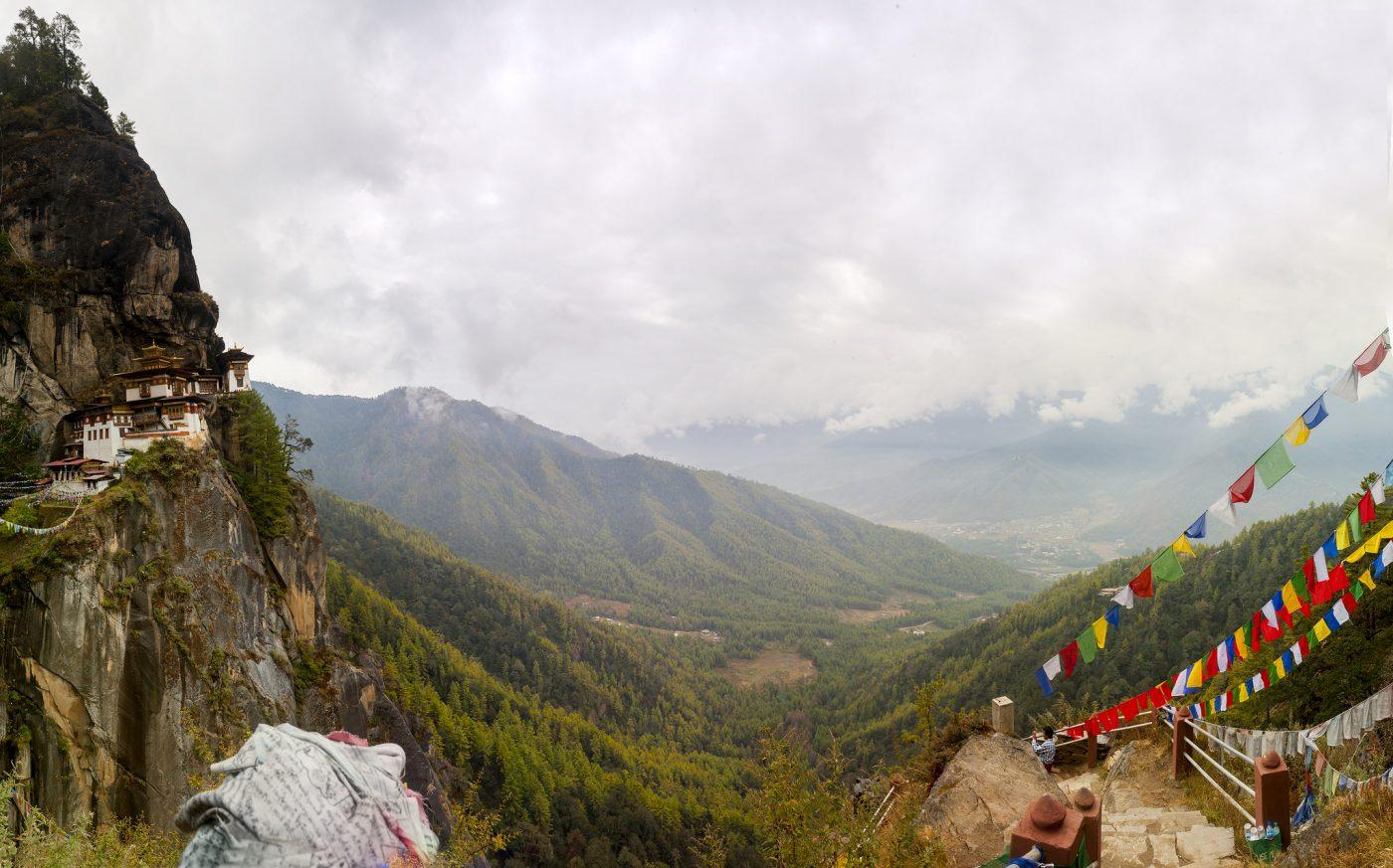 "Top Eco-friendly Destinations: Bhutan - Taktsang Monastery ""Tiger's Nest"""
