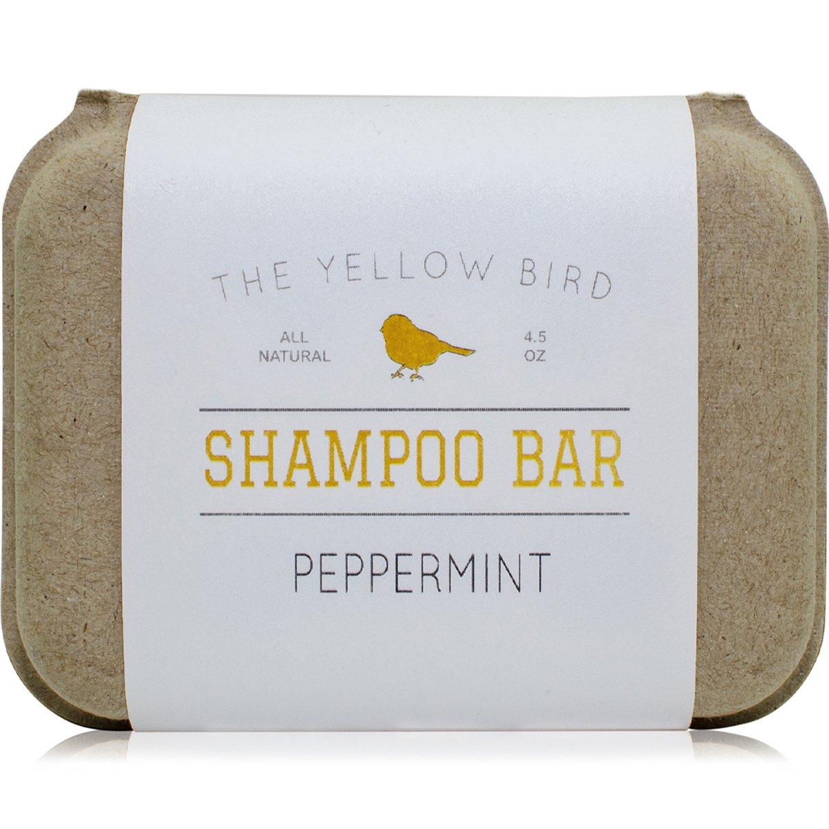 Best Zero Waste Shampoo & Conditioner Bars - Yellow Bird