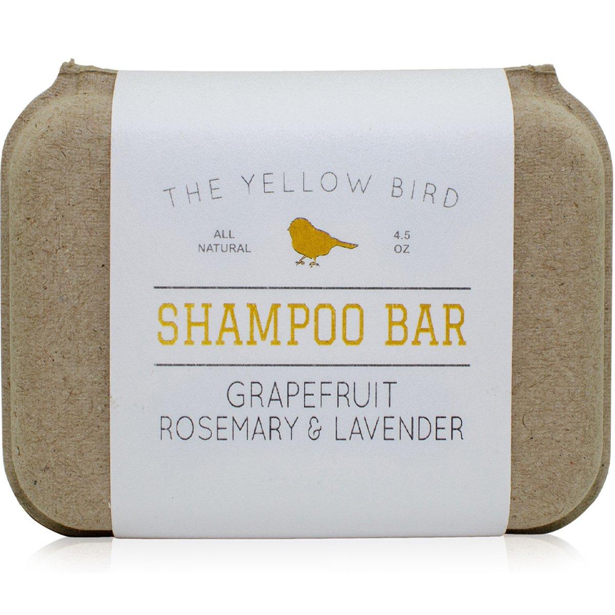 Best Zero Waste Shampoo & Conditioner Bars