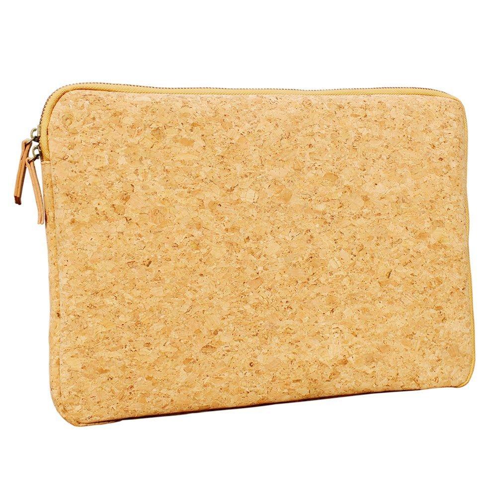 Cork laptop case - Our favourite travel accessories