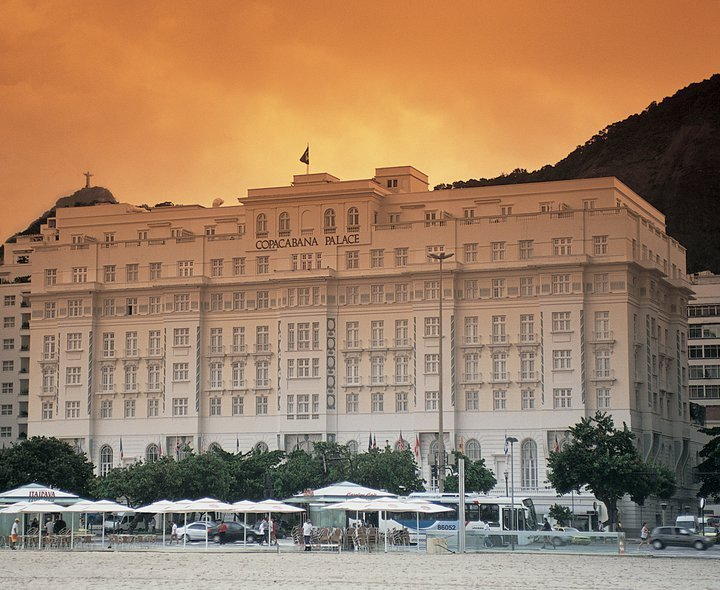 Included on the list of best eco hotels in rio de janeiro