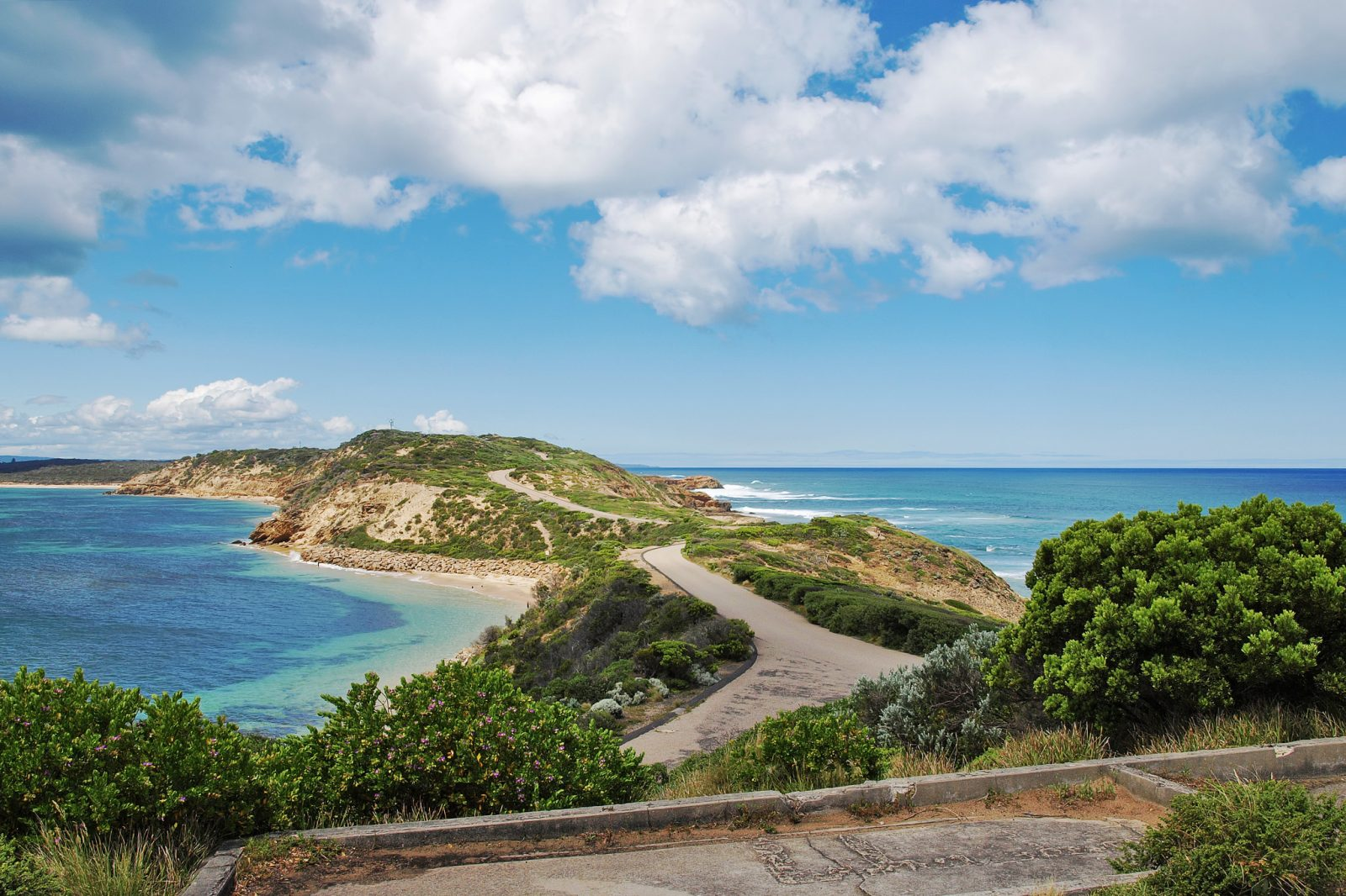 Melbourne day trips: Point Nepean National Park. Photo by Jochen Bullerjahn via Flickr CC