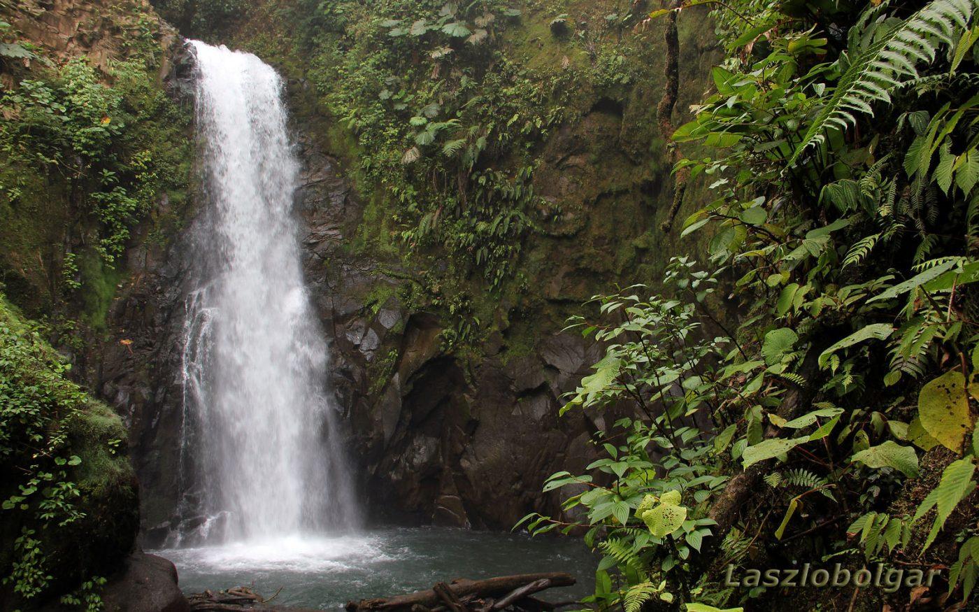 Best Costa Rica Waterfalls-La Paz
